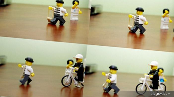 Создаём stop-motion анимацию | Stop-motion мультфильм